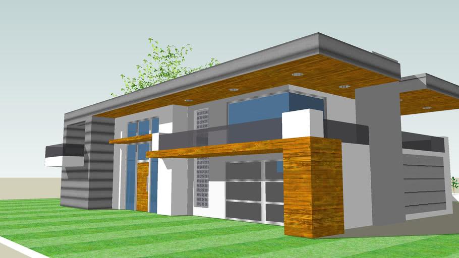 MOdern Bio House