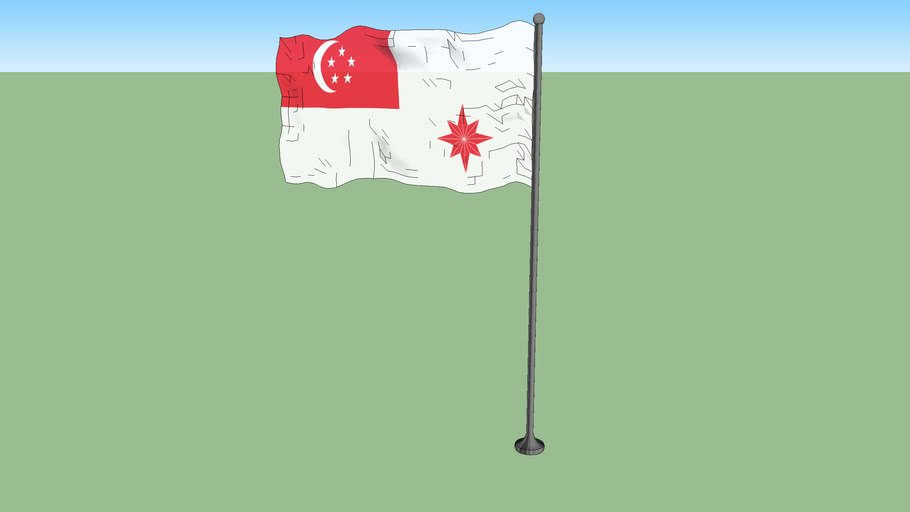 Naval Ensign of Singapore
