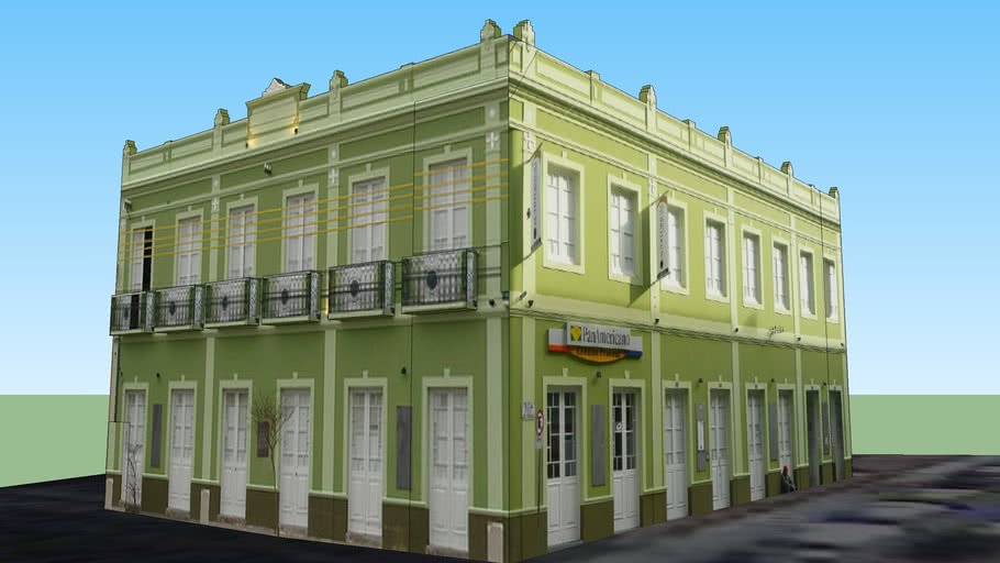 Casa da Banha (Quartel Legalista)