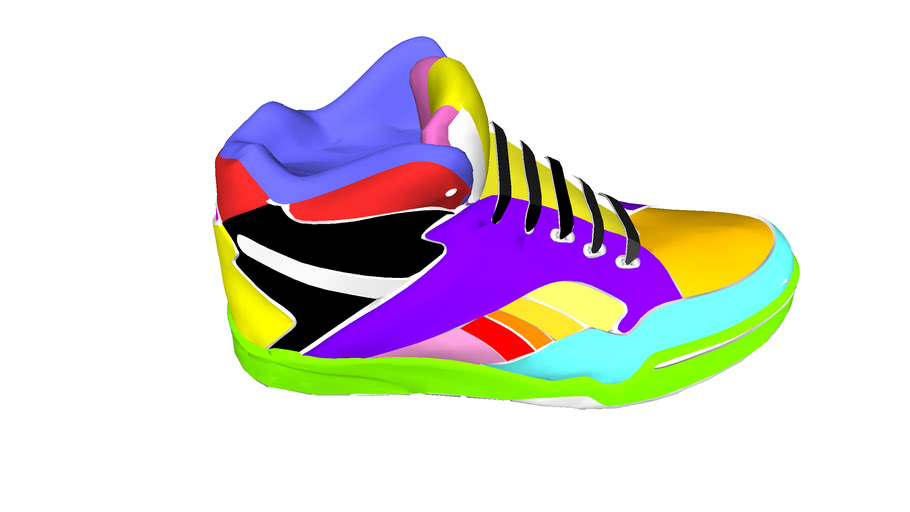 Todd's shoe
