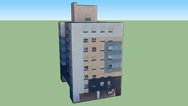 ポルト・アレグレ - リオグランデ・ド・スル, ブラジルにある建物