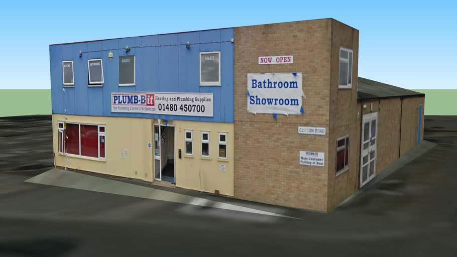 Plumb-B it, Heating & Plumbing Huntingdon