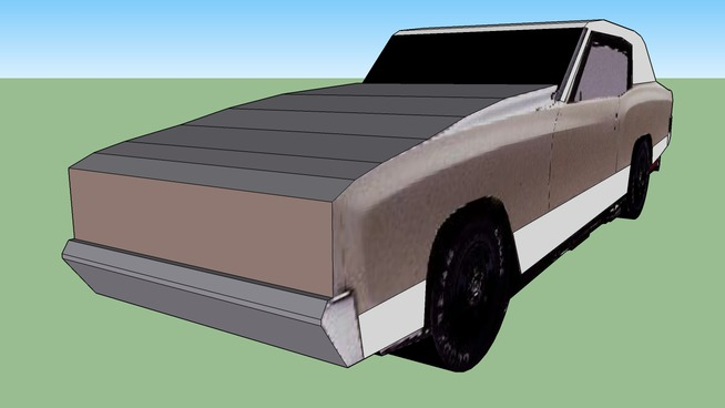 1967 chevrolet monte carlo the fast and furious tokyo drift 3d warehouse 1967 chevrolet monte carlo the fast