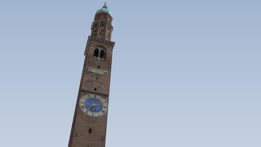 Torre Bissara (Torre di Piazza) di Vicenza