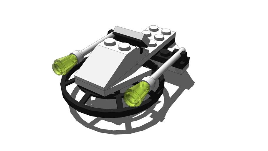 Lego space trooper