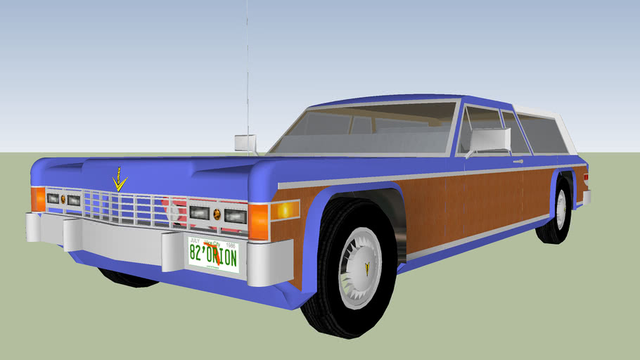 """Classique Orion 1982 Country Crusier """"Woody"""""""