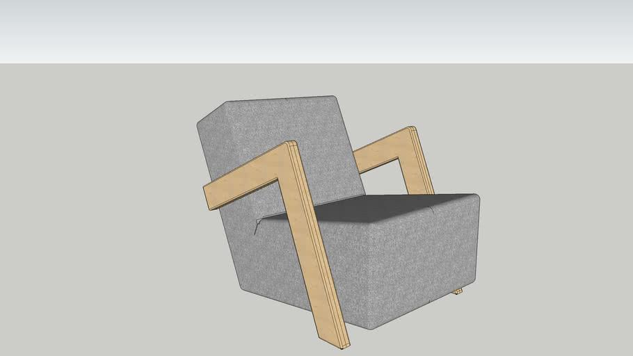 De Vorm - Daddy's chair