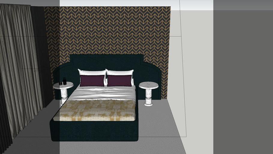 Head Board 5 - bedroom