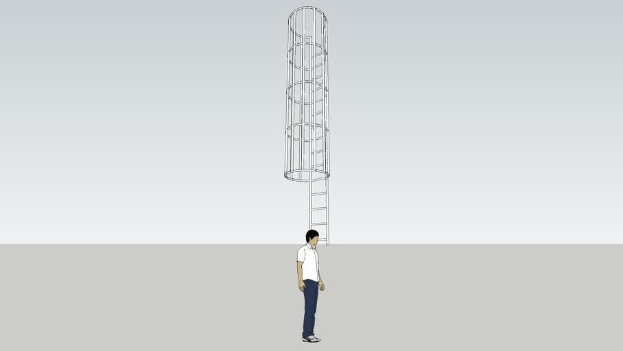 固定式梯子