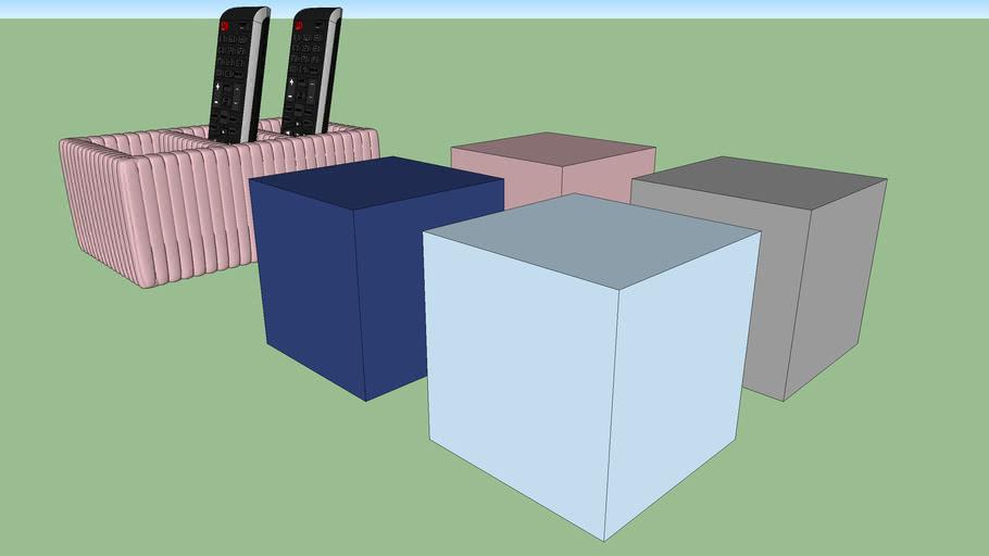 Porta Controles - Kinder Design