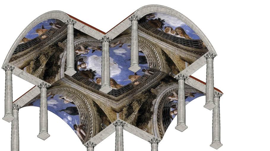 Mantegna in Mantua: La Camera degli Sposi