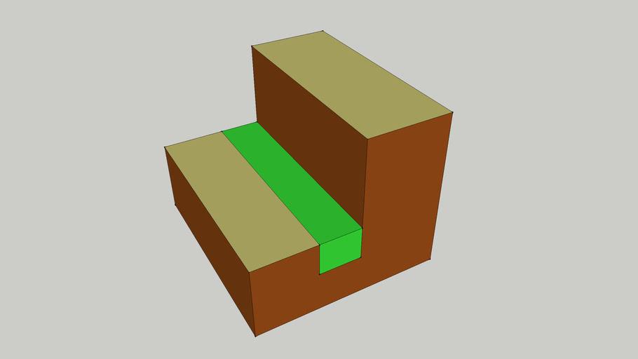 19 - Potporni zid - primjer 5 (dvije sile).skp