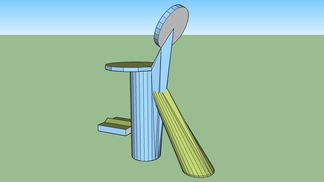 PoMo Chair