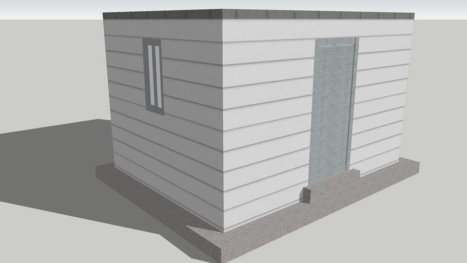Prefabricated Storage Room
