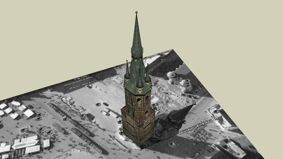 Roter Turm / Halle (Saale)