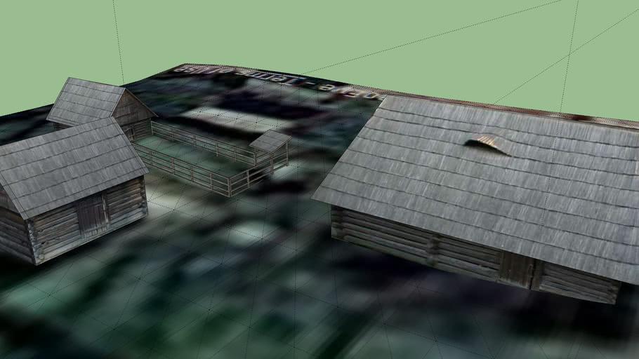 Muzeul satului -12- Sugag-Alba- sec. XX