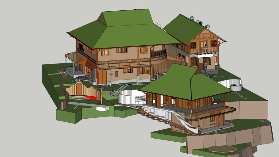 Casa Coolio Site Plan Sept 2014