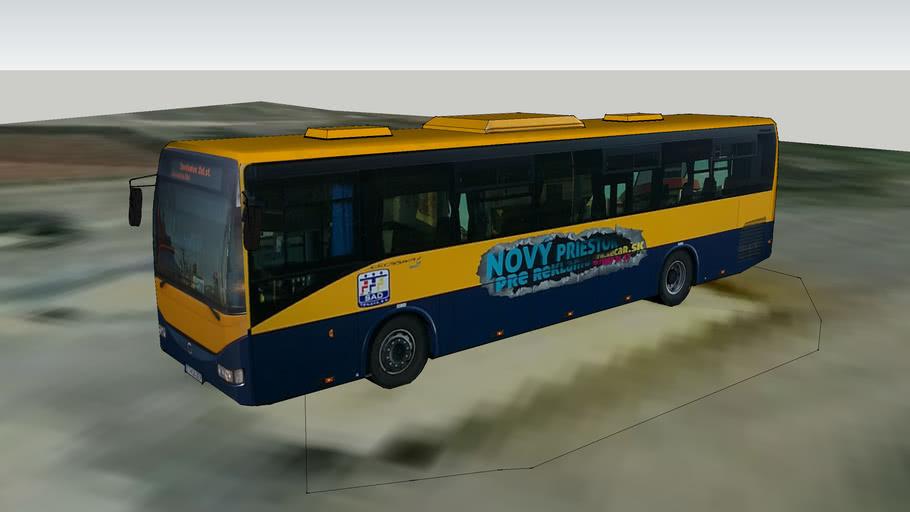 Irisbus Crossway 12M SAD Trnava v Smoleniciach