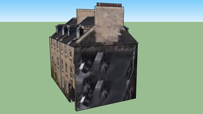 Building in Edinburgh EH6 6SG, UK