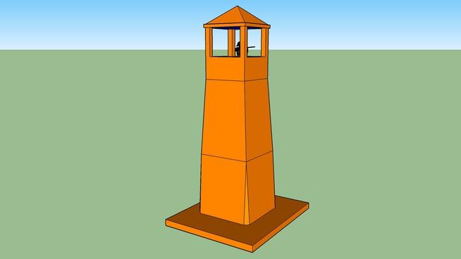 Okçu Kulesi