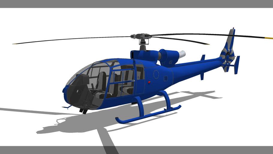 Aerospatiale SA-341G Gazelle