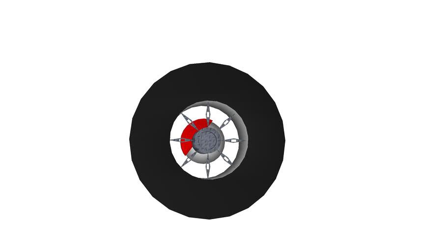 buggy wheel 2
