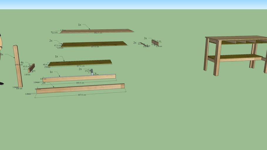 Workbench (Rebuilt)