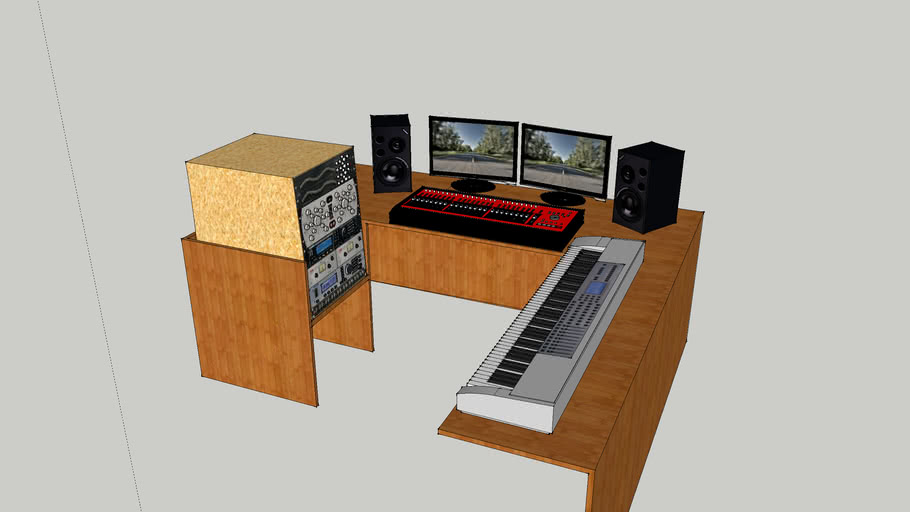 Recording workstation