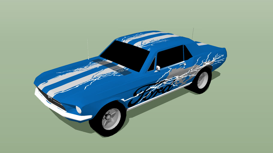 UGVC Mustang