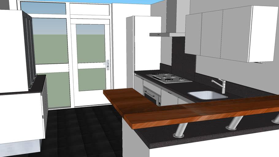 moderne Siemens keuken