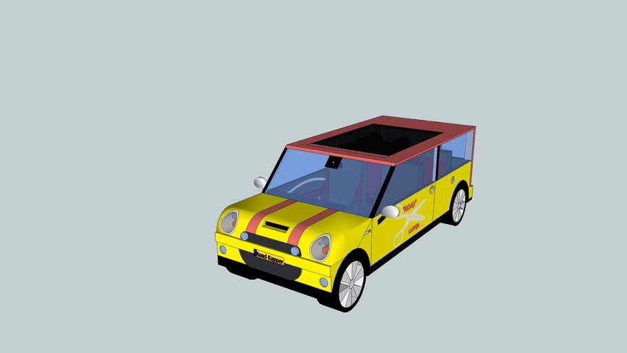 Aangepaste Mini Cooper S