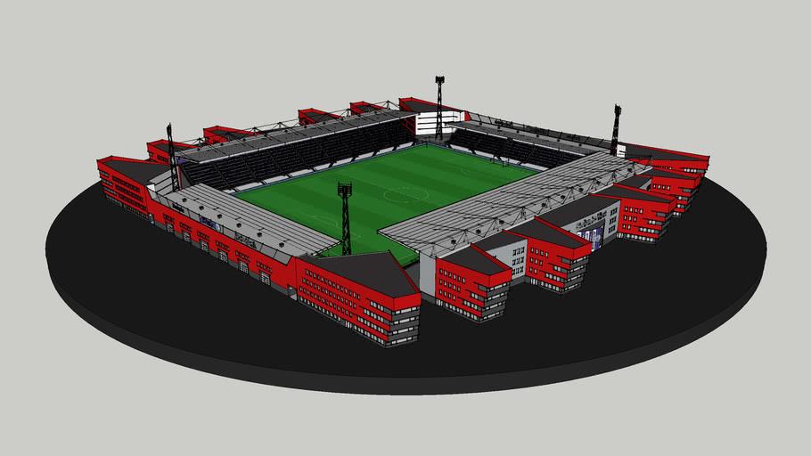 Nieuw Stadion - FC Den Bosch