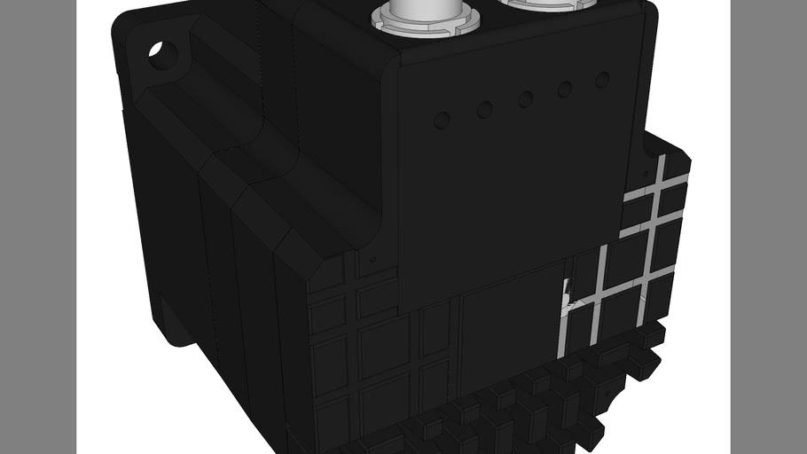JVL MIS340 Stepper Motor