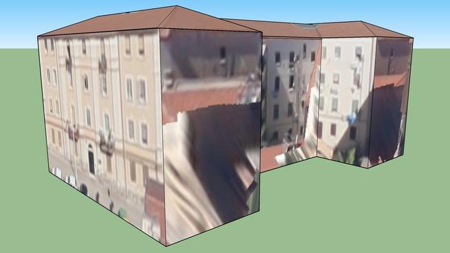 Edificio in Cagliari CA, Italia