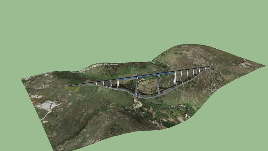 Ponte Costanzo - Modica