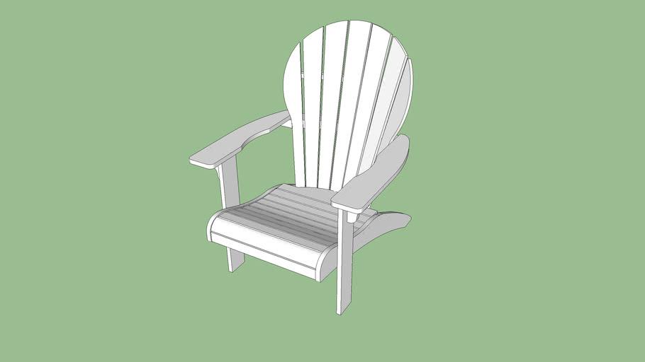 Cadeira Adeli (branca) - BT