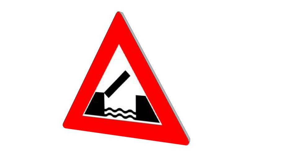 Dutch traffic sign, J15