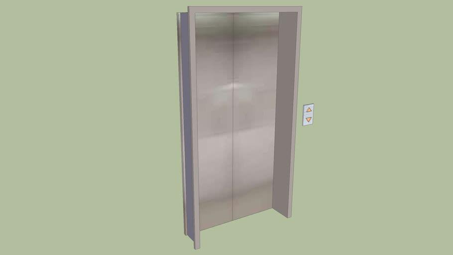Porta elevador