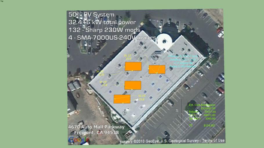 Unitek College Solar Proposal Exercise