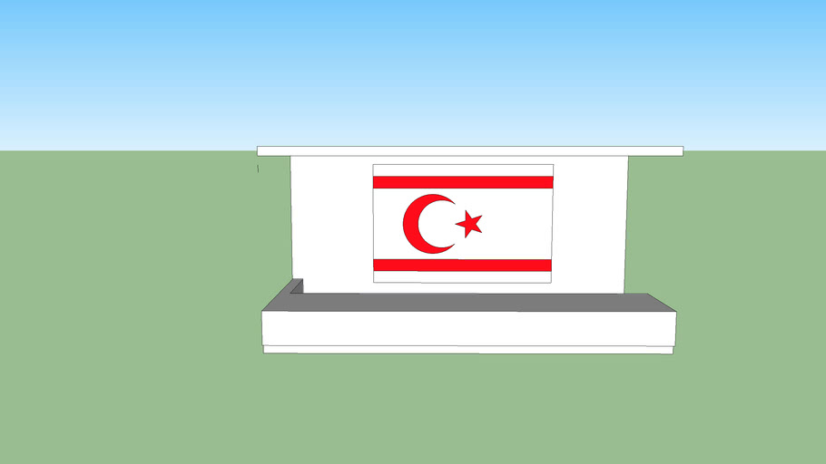 Turkish stand