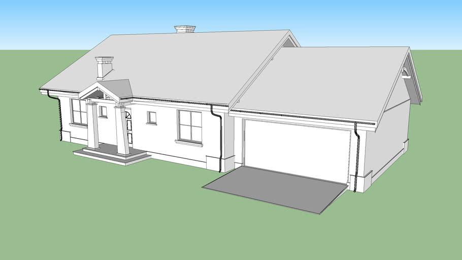Projekt domu Niezapominajka