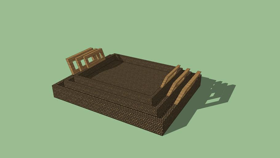 conjunto bandejas, tray set, bandeja, tray