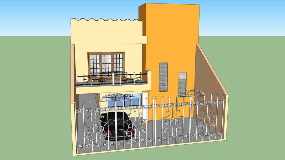 Casa de Ana Maria e Marcos Lima