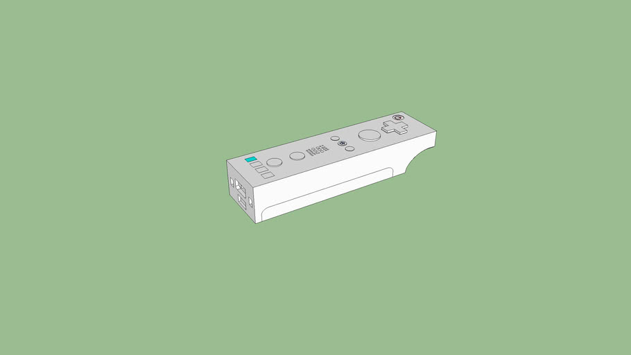 wii remote 2 by dominic