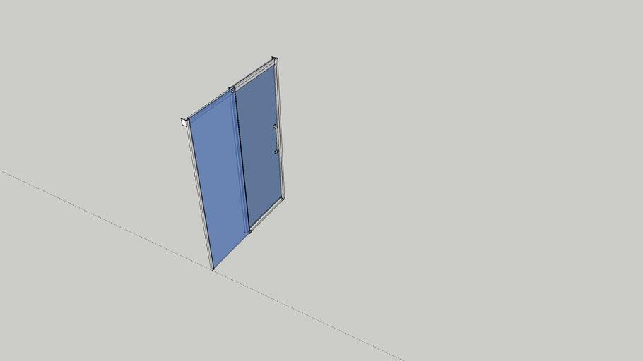 Panel-Profiltek-Shower_Enclosure-Sliding-