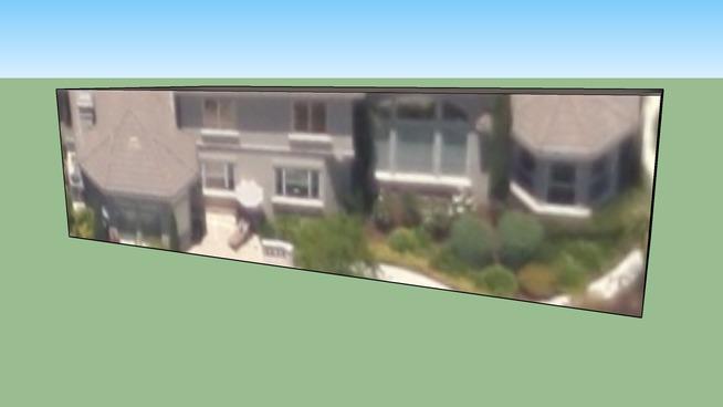 圣何塞, CA, USA的建筑模型