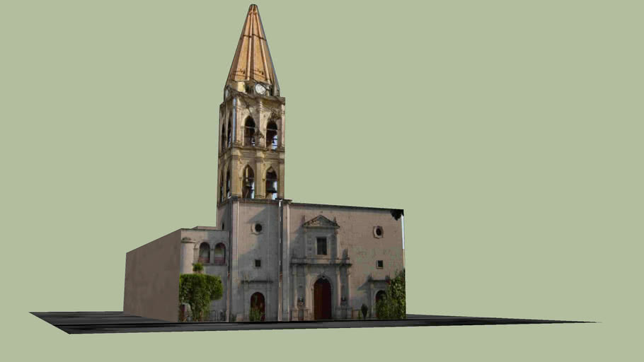 Iglesia Ahualulco