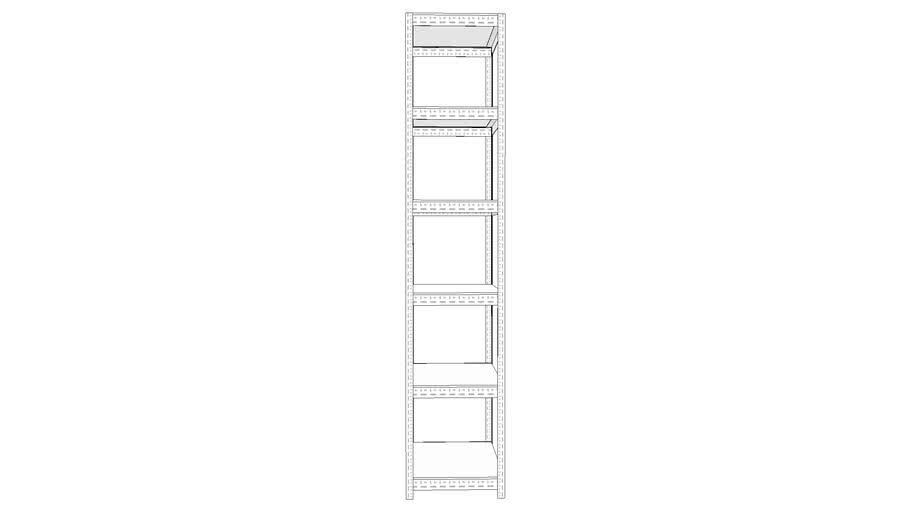 앵글 다이, shelf, rack, angle shelf, box