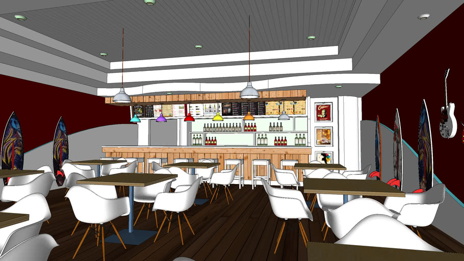 Bar and Grille Resto