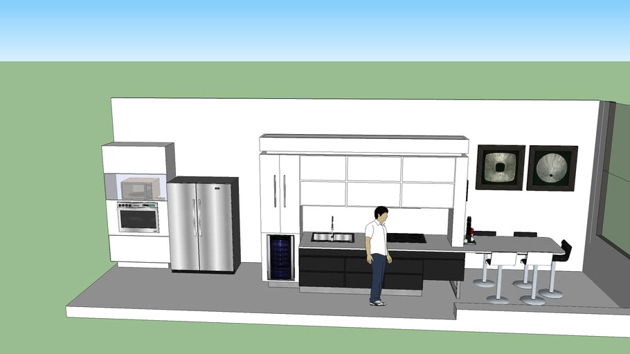 kitchen modern